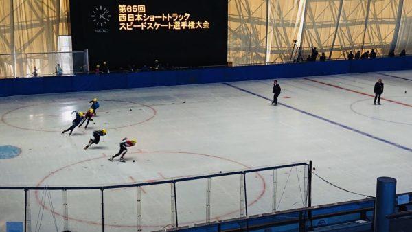 【スピード部門】西日本STSS選手権大会
